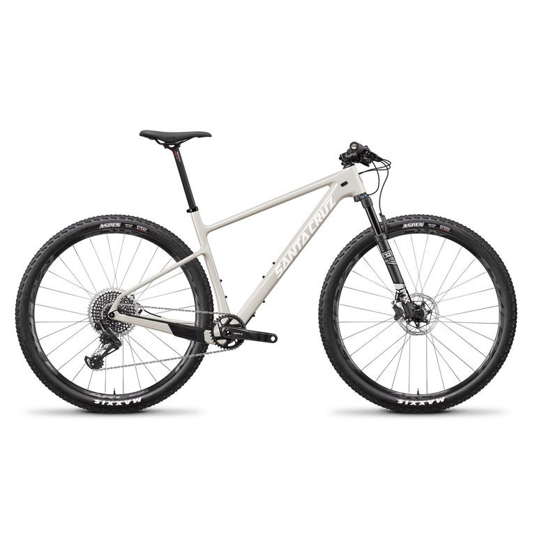 SANTA CRUZ  BICYCLES 2019 Santa Cruz Highball CC, 29, XO1, Fog White