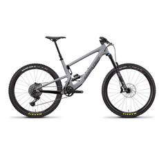 SANTA CRUZ  BICYCLES 2019 Santa Cruz Bronson C, 27.5, S-Kit, Gray