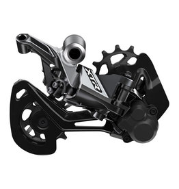 Shimano 2019 Shimano XTR RD-M9100-SGS Rear 12 Speed, Long Cage, Gray