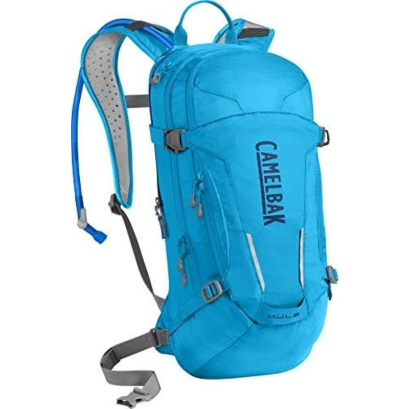 HYDRATION CAMELBAK M.U.L.E. 100 oz Atomic Blue/Pitch Blue