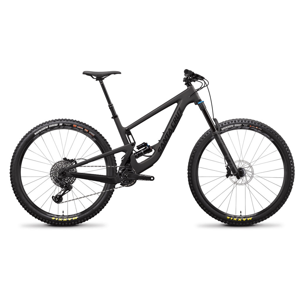 SANTA CRUZ  BICYCLES 2020 SANTA CRUZ MEGATOWER DVO 1.0 C S-kit 29 LG BLK