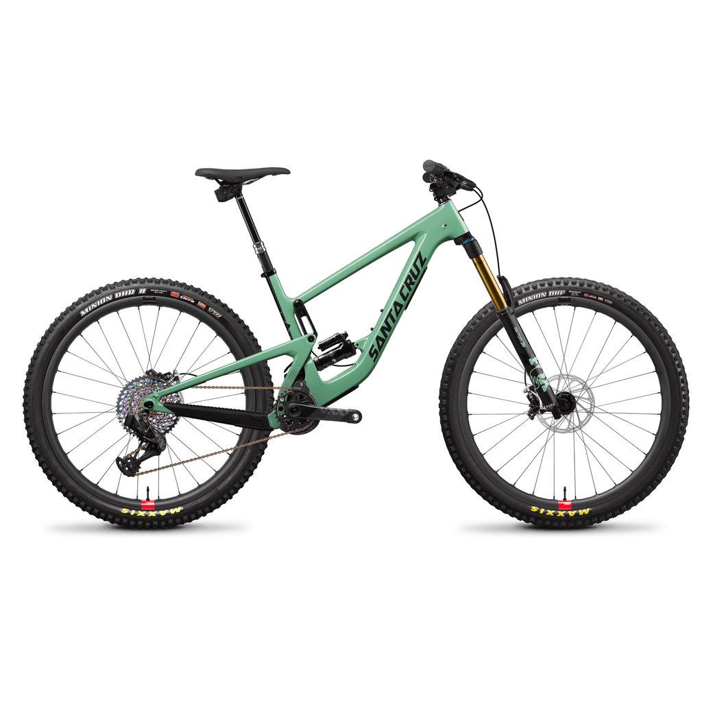 SANTA CRUZ  BICYCLES 2020 SANTA CRUZ MEGATOWER 1.0 CC XX1 29 XL Reserve Green