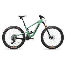 Santa Cruz Bicycles 2020 Santa Cruz MEGATOWER 1.0 CC XX1 29 LG Reserve Green