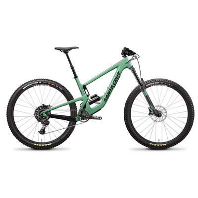 Santa Cruz Bicycles 2020 Santa Cruz MEGATOWER 1.0 C S-kit 29 MD GREEN