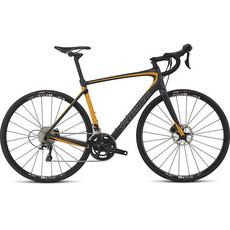 Specialized 2017 Specialized Roubaix Comp Carbon, Orange/Charcoal - 56cm
