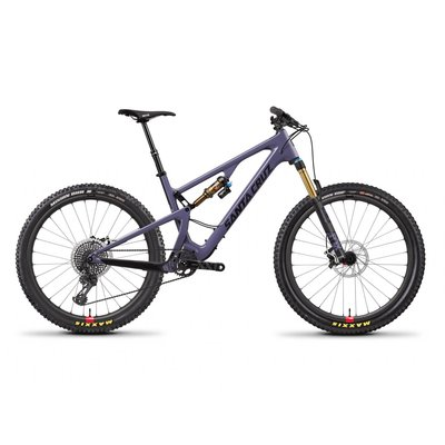Santa Cruz Bicycles DEMO FEE SCB 5010 3 C 27.5 MD PURPLE S-KIT 2019
