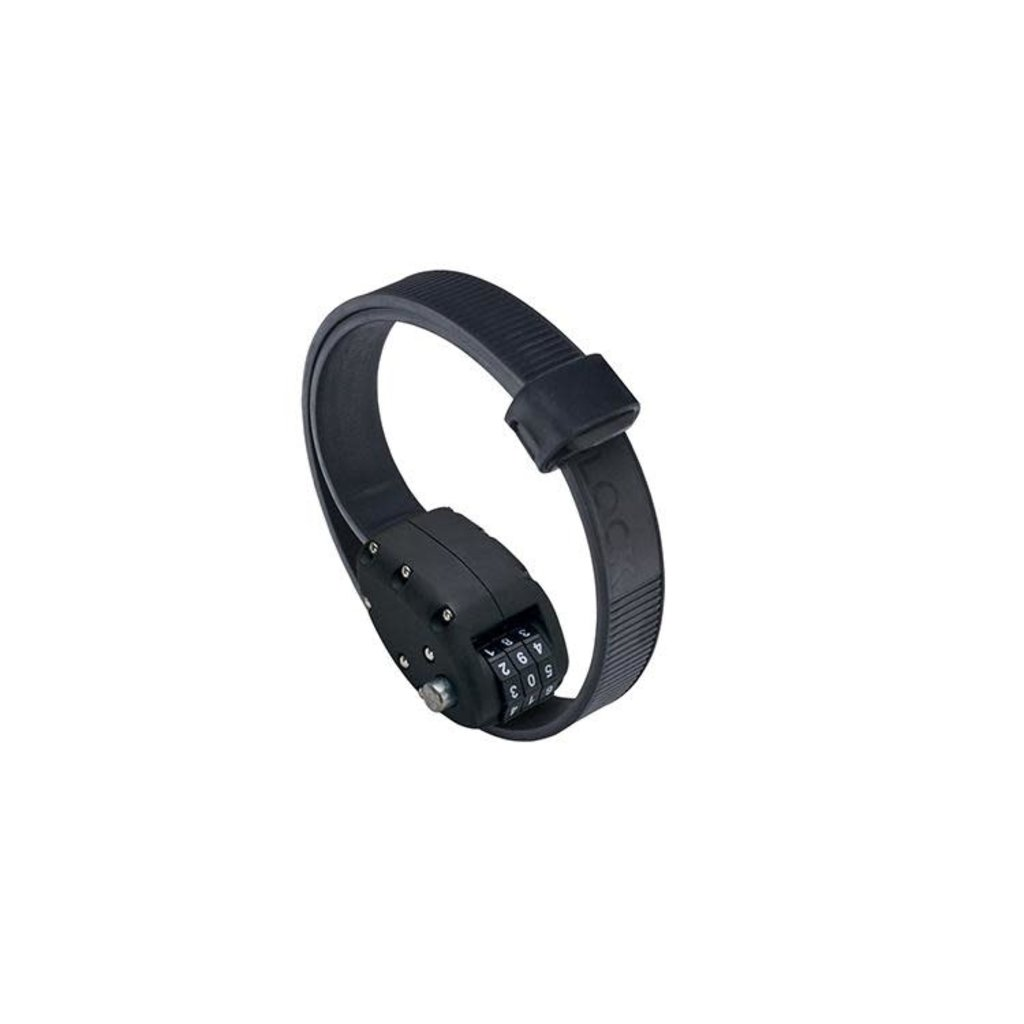 LOCK OTTOLOCK,18'' CINCH LOCK BLK