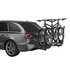 "Thule CAR RACK Thule 9034XTB T2 Pro XT 2"" Hitch Rack: 2-Bike, Black"