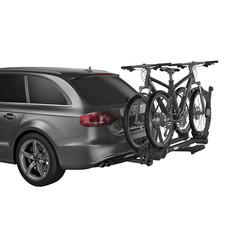 "Thule CAR RACK Thule 9034XTB T2 Pro XT 2"" Hitch Rack: 2-Bike, Black"