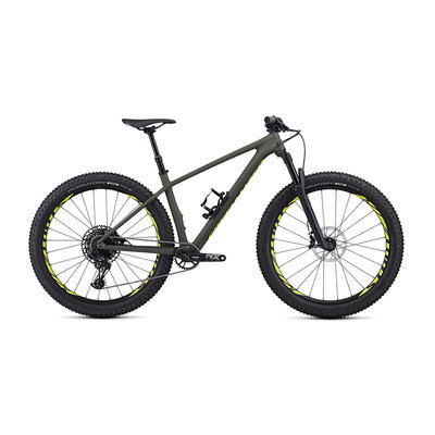 Specialized DEMO FEE SBC FUSE COMP CARBON 29/6FATTIE OAKGRN/TEAMYEL MD 2019