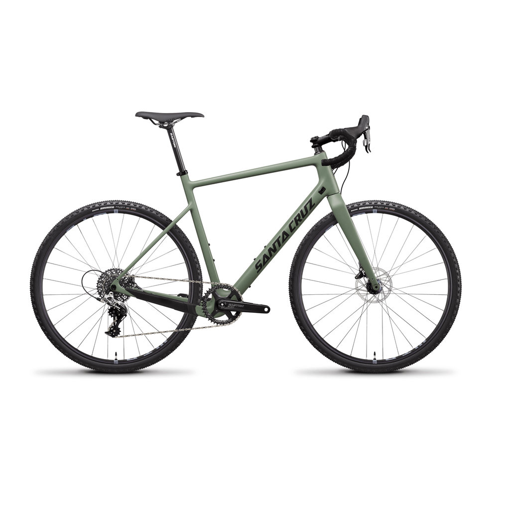 SANTA CRUZ  BICYCLES 2020 Santa Cruz STIGMATA 3 CC ULTEGRA 56 GREEN
