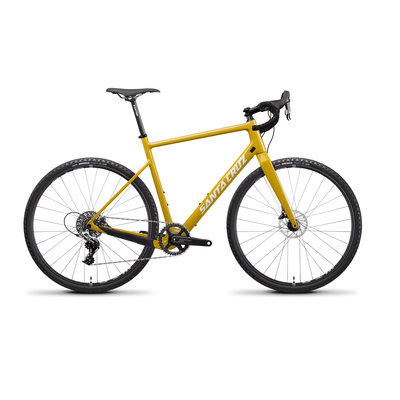 SANTA CRUZ  BICYCLES DEMO FEE 2020 Santa Cruz Stigmata 3 CC RIVAL 56 MUSTARD DEMO
