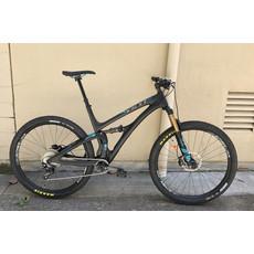 YETI CYCLES YETI SB45T XT TURQ BLK XL 34X140 2018