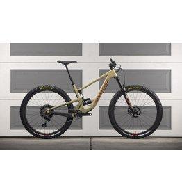 SANTA CRUZ  BICYCLES 2020 SANTA CRUZ SC Hightower 2.0 CC 29 X01-KIT LG DESERT RSV