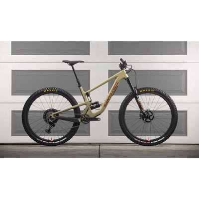 SANTA CRUZ  BICYCLES 2020 SANTA CRUZ SC Hightower 2.0 CC 29 X01-KIT LG DESERT RSV