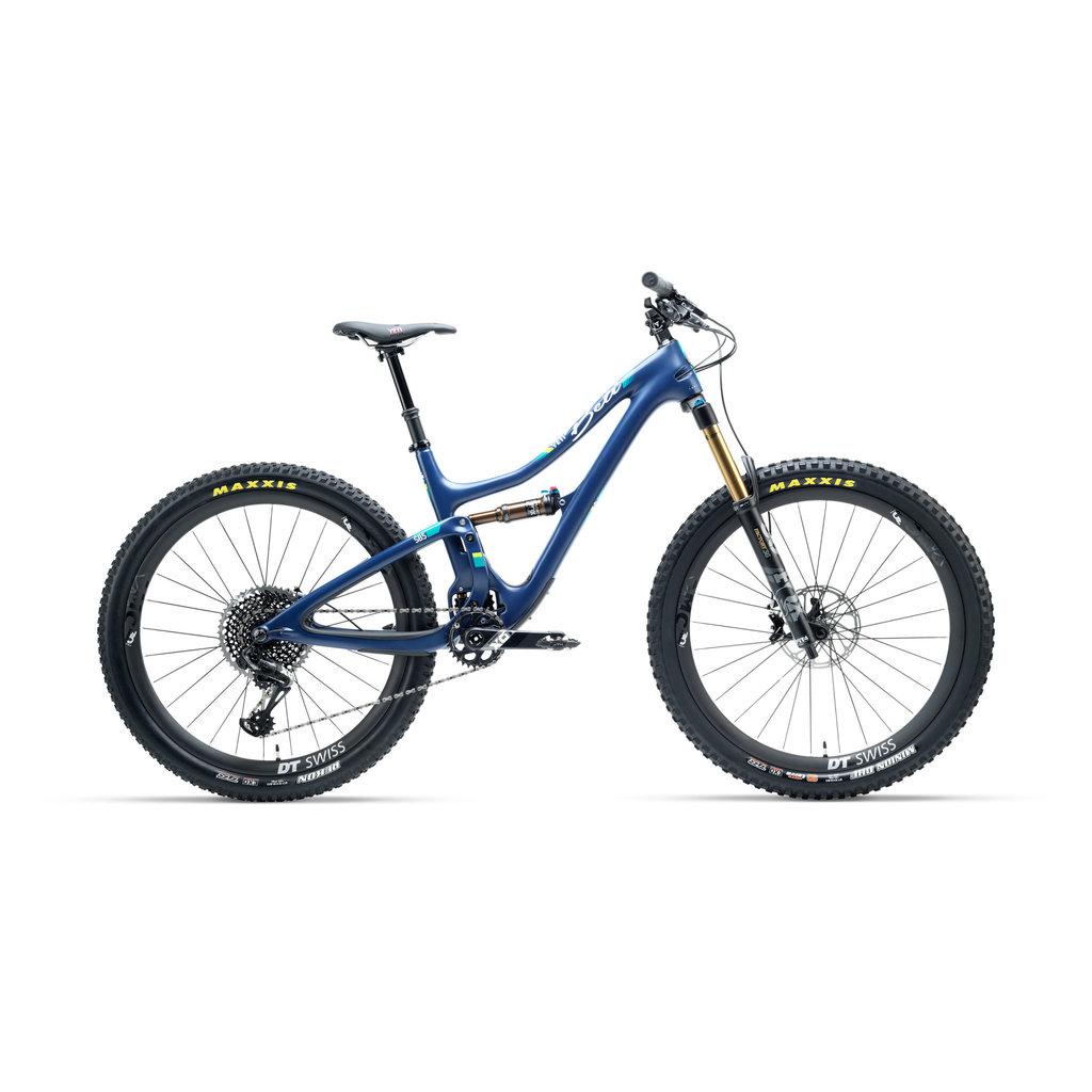 YETI CYCLES 2019 YETI BETI SB5 TURQ X01 SIZE XS MOONLIGHT