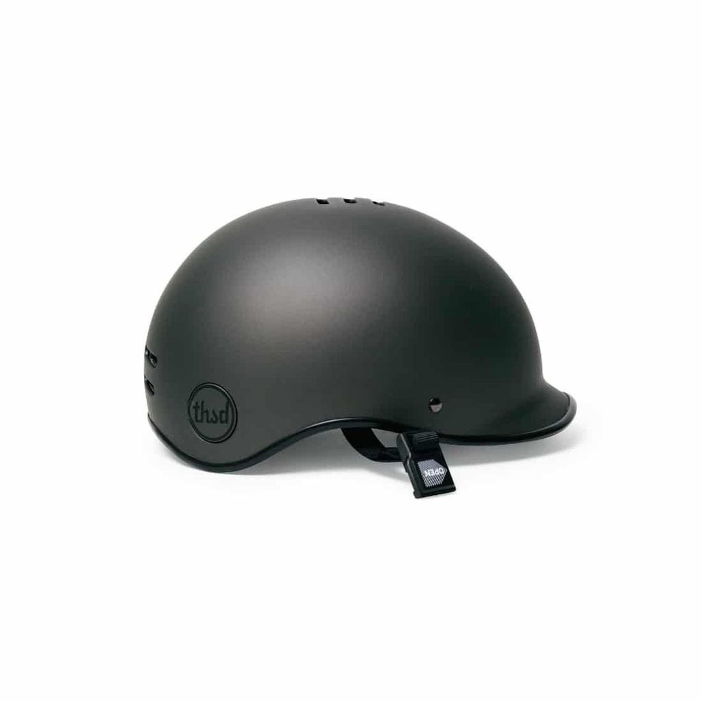 THOUSAND HELMET THOUSAND HERITAGE STEALTH BLACK LG