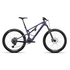 SANTA CRUZ  BICYCLES DEMO SC Santa Cruz 5010 3 C 27.5+ LG PURPLE S-KIT 2019 DEMO