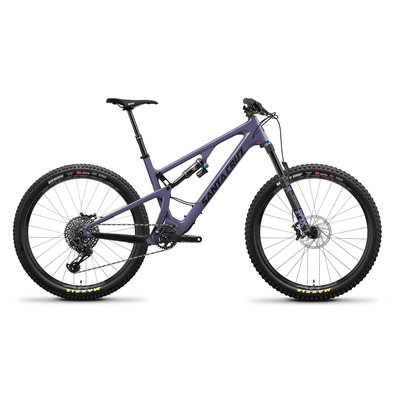SANTA CRUZ  BICYCLES DEMO SC Santa Cruz 5010 3 C 27.5+ LG PURPLE S-KIT 2019 DEMO