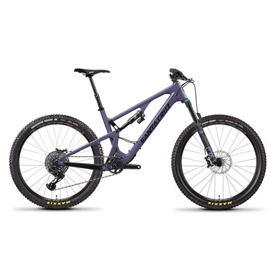 SANTA CRUZ  BICYCLES DEMO SC Santa Cruz 5010 3 C 27.5 MD PURPLE S-KIT 2019 DEMO