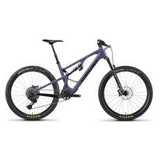 SANTA CRUZ  BICYCLES DEMO SC Santa Cruz 5010 3 C 27.5 XL PURP S-KIT 2019 DEMO