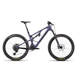 SANTA CRUZ  BICYCLES DEMO SC Santa Cruz 5010 3 C 27.5 XL PURP S-KIT 2019 DEMO