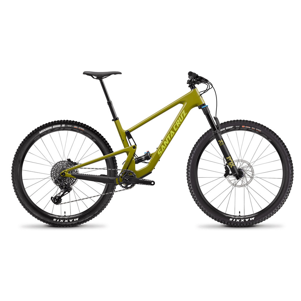 SANTA CRUZ  BICYCLES 2020 SANTA CRUZ SC Tallboy 4.0 C S-Kit 29 MD YELLLOW