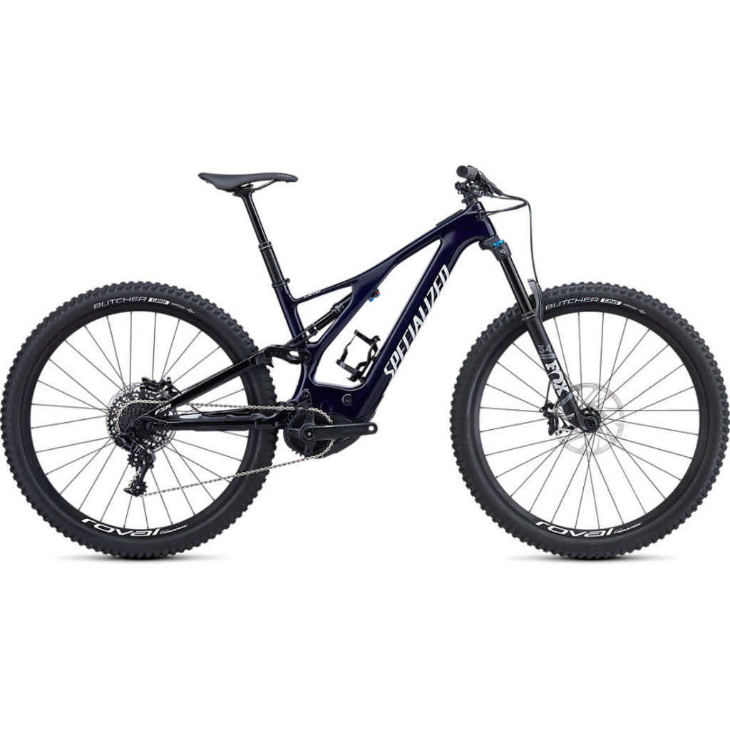 Specialized DEMO FEE SBC LEVO MEN COMP CARBON 29 BLUTNT/WHT LG 2019