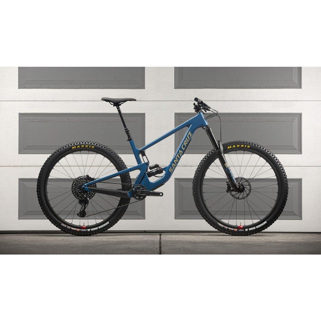 SANTA CRUZ  BICYCLES 2020 SC Santa Cruz Hightower 2.0 CC L BLUE *frame only