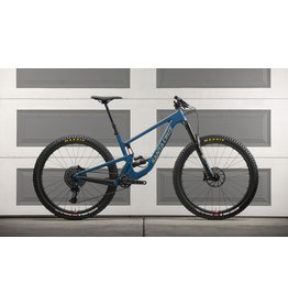 SANTA CRUZ  BICYCLES 2020 SC Santa Cruz Hightower 2.0 CC L BLUE *frame only