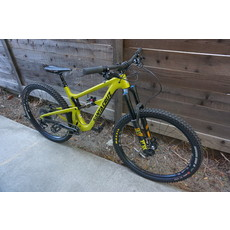 SANTA CRUZ  BICYCLES 2018 Santa Cruz Hightower LT CC, 29, XO1, Green - Large