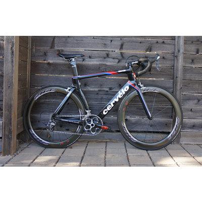 CERVELO S5 Team Ultegra 56cm 2012