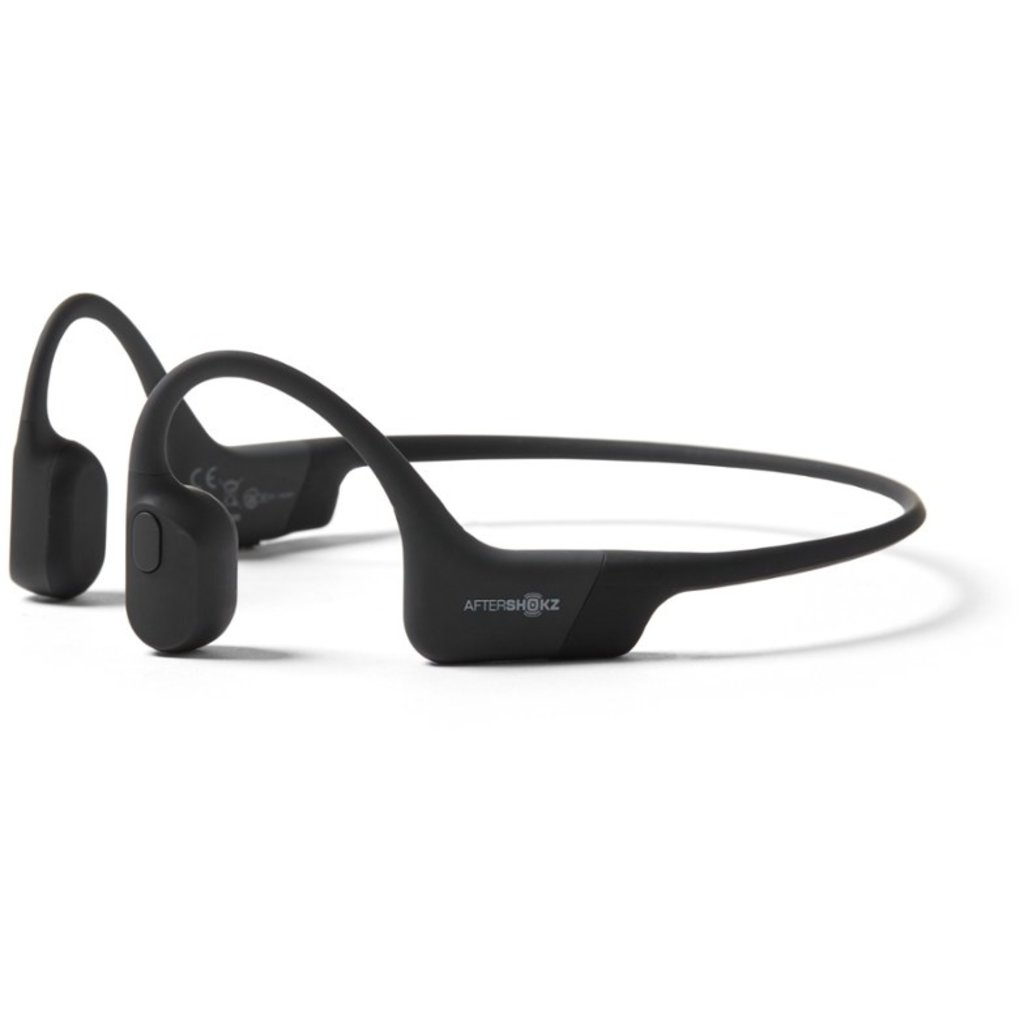 HEADPHONES AFTERSHOKZ AEROPEX BLACK