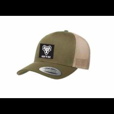 WTB WTB MESH BACK HAT OLIVE
