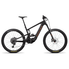 SANTA CRUZ  BICYCLES 2020 SANTA CRUZ SC HECKLER 1 CC 27.5 S-KIT SM BLK