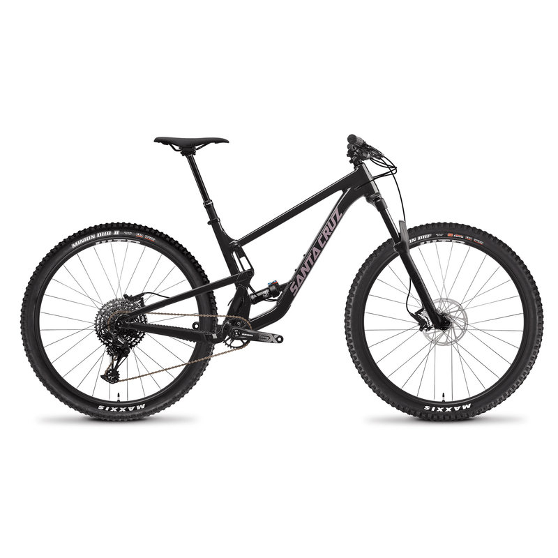 SANTA CRUZ  BICYCLES 2021 SCB SANTA CRUZ TB TALLBOY 4.0 C S-Kit 29 LG EBONY