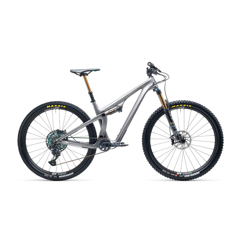 YETI CYCLES 2021 YETI SB115 C2, GX Eagle, Fox 34 PERF LG ANTHRACITE