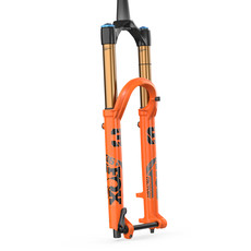 "FOX 36 Factory Suspension Fork - 27.5"", 160 mm, 15QR x 110 mm, 44 mm Offset, Shiny Orange, GRIP 2"
