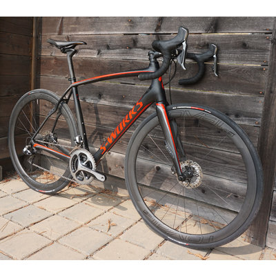 Specialized SBC SPECIALIZED 2015 SWORKS ROUBAIX SL4 DURA ACE Di2  56