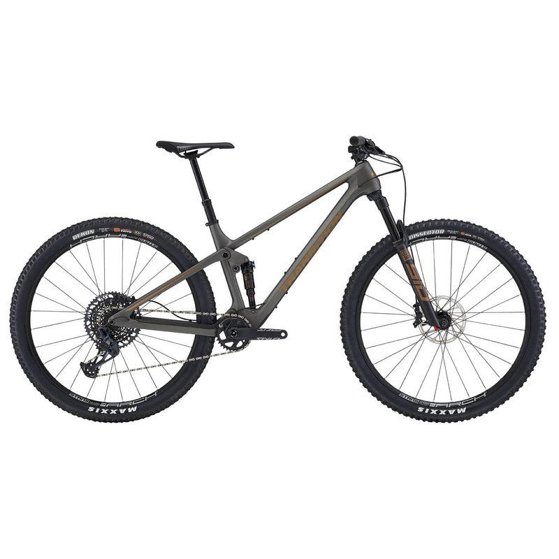 Transition Bikes 2021 TRANSITION SPUR GX DEEP BLACK POWDER MD
