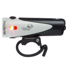 Light and Motion VIS Pro 1000 trail