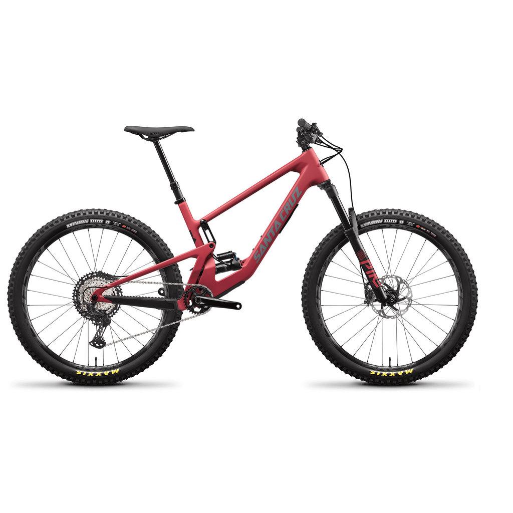 SANTA CRUZ  BICYCLES 2021 SANTA CRUZ 5010 4.0 C XT-KIT LG RASBERRY