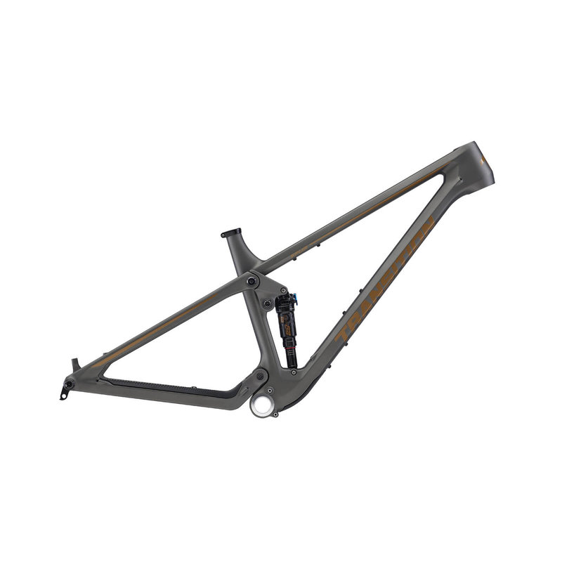 Transition Bikes 2021 TRANSITION SPUR FRAME BLK MD