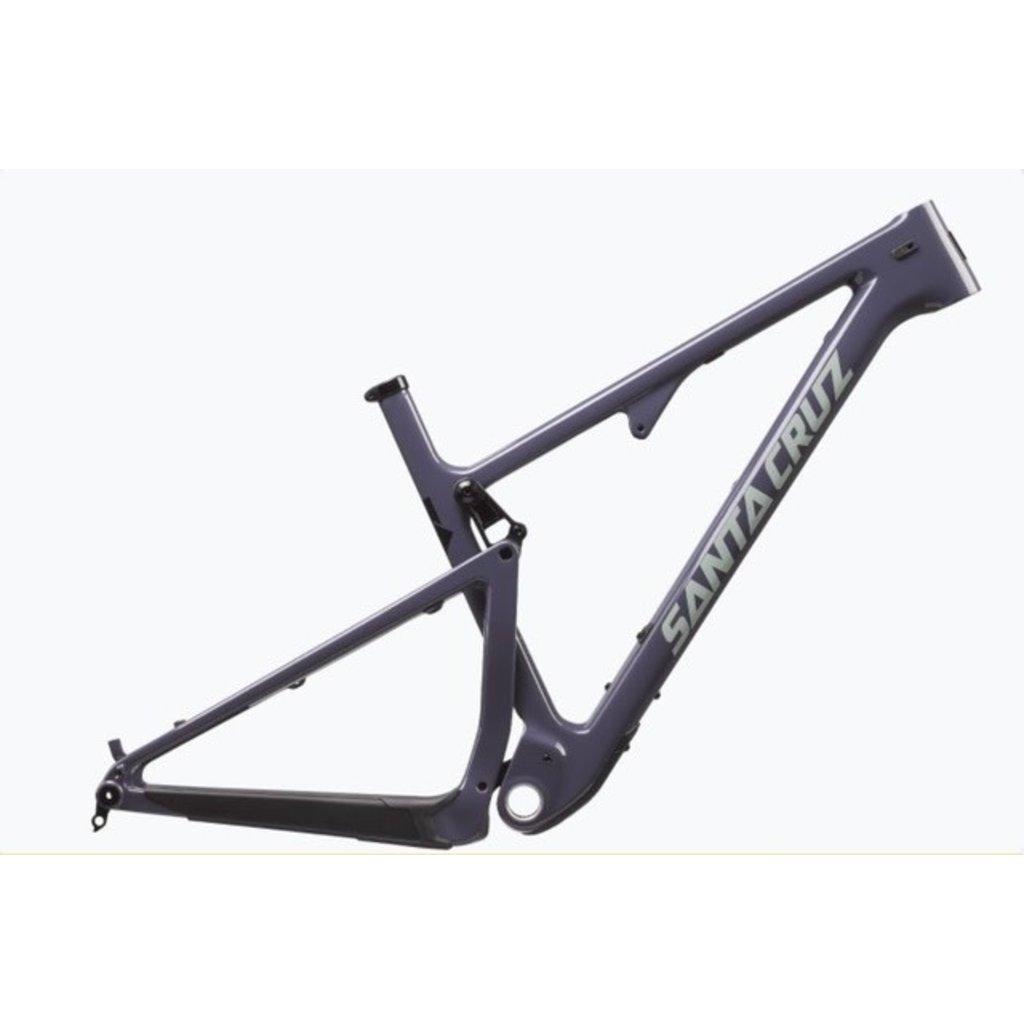 SANTA CRUZ  BICYCLES 2021 BLUR 3.0 CC 3 XO1-Kit TR GREY MD 29