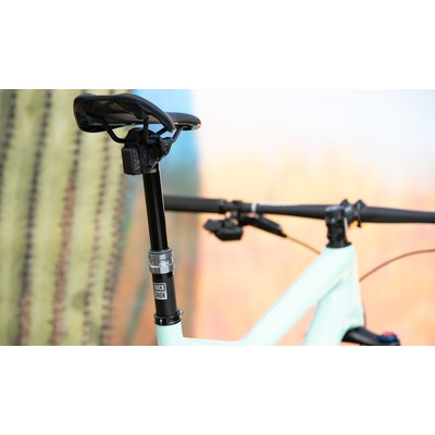 SEATPOST RockShox, Reverb AXS, Dropper Seatpost, 31.6mm, Travel: 170mm, Offset: 0mm, Remote: Left hand