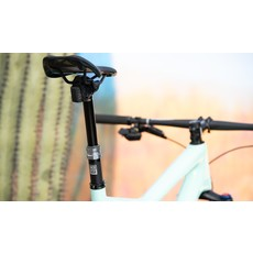 SEATPOST RockShox, Reverb AXS, Dropper Seatpost, 31.6mm, Travel: 150mm, Offset: 0mm, Remote: Left hand