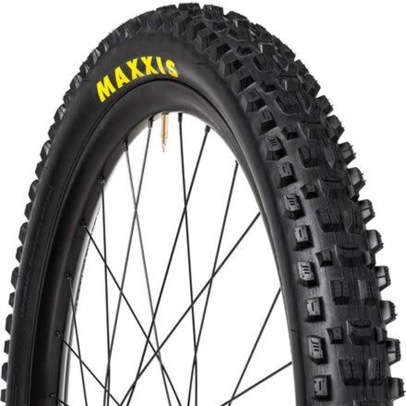 TIRE MAXXIS ASSEGAI 29X2.5 WT, DH CASING, 3C MAXX GRIP, TR