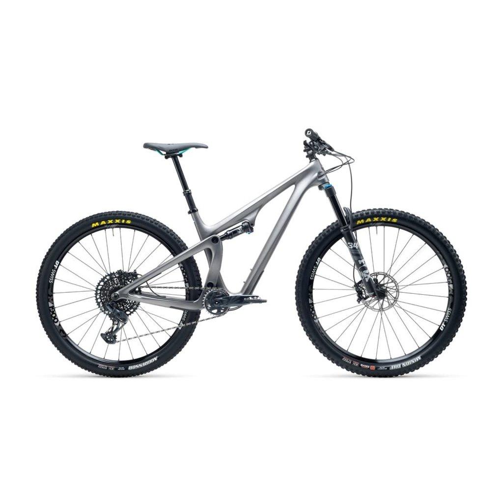 YETI CYCLES Yeti SB115 C-SERIES XL ANTHRACITE C2 21