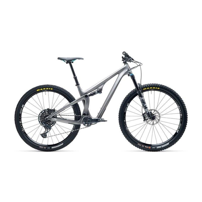 YETI CYCLES 2021 YETI SB115 C-SERIES XL ANTHRACITE C2