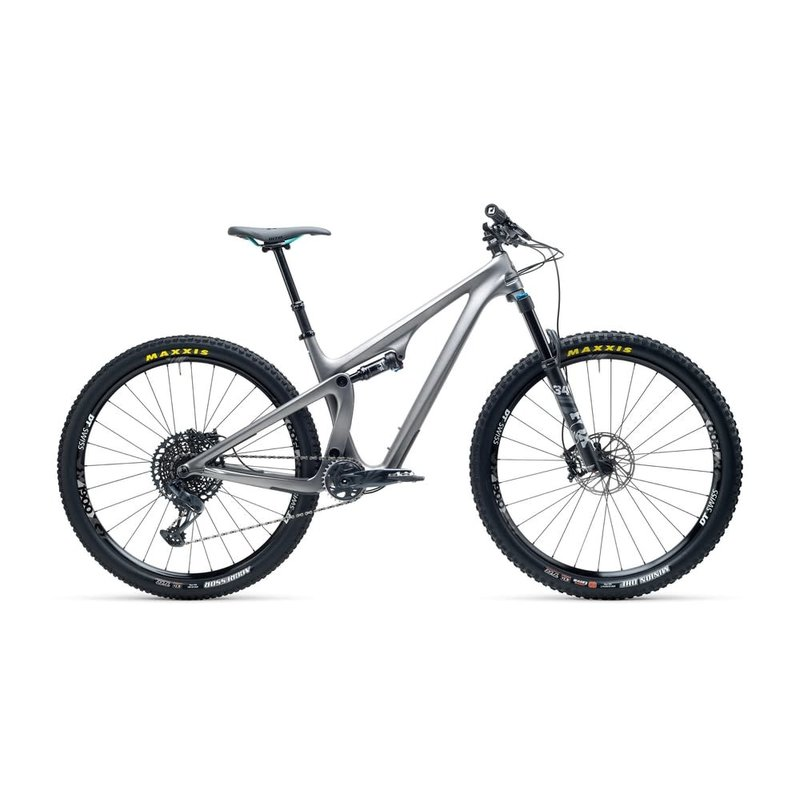 YETI CYCLES Yeti SB115 C-SERIES XL ANTHRACITE C2 21
